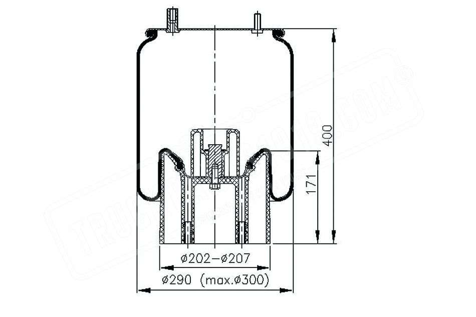 New Truckparts1919 Air Spring For Truck - 2019