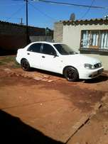 Hey am selling daewoo lenos None run problem is in engine