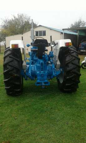 Ford 5000/5640 Tractor Witbank - image 7