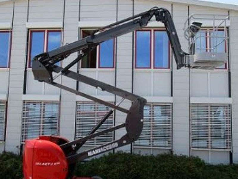 Manitou Arbeitsbühne 150 Aetjc3d - 2014