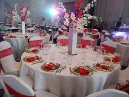 Into events deco call us today