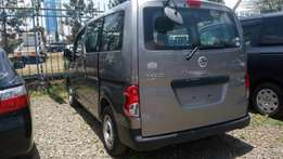 Nissan vanette new shape (NV 200)