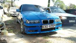 BMW 320i quick sell