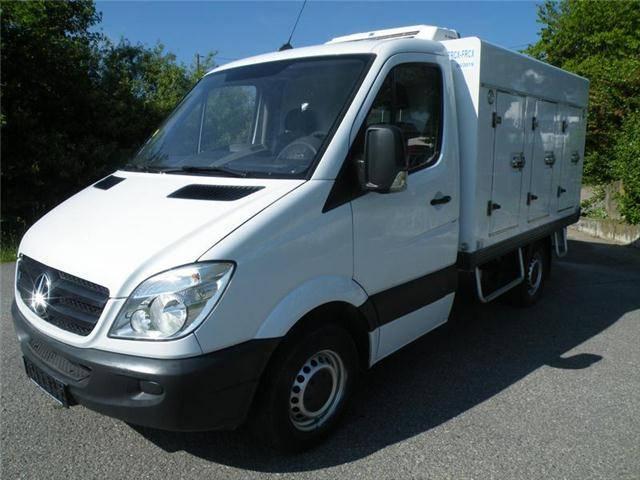 Mercedes-Benz Sprinter 310 MT 33?C/+3?C ColdCar 3+3Turen TK - 2010