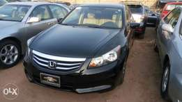 Honda Accord 2012 Black