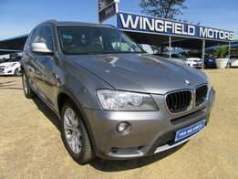 BMW x3 xDrive 2.0d Exclusive A/T- Mint Condition