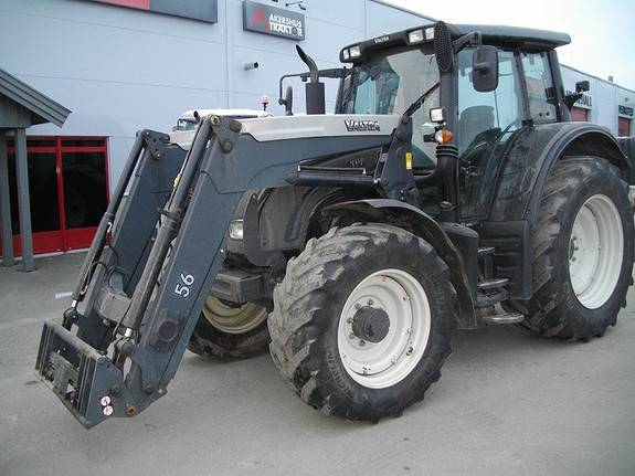 Valtra N-142 - 2013