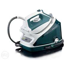 Compact Steam Steam Iron Station Stainless St