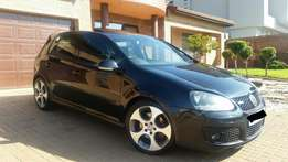 VW Golf 5 GTI (M) Immaculate with Sunroof!