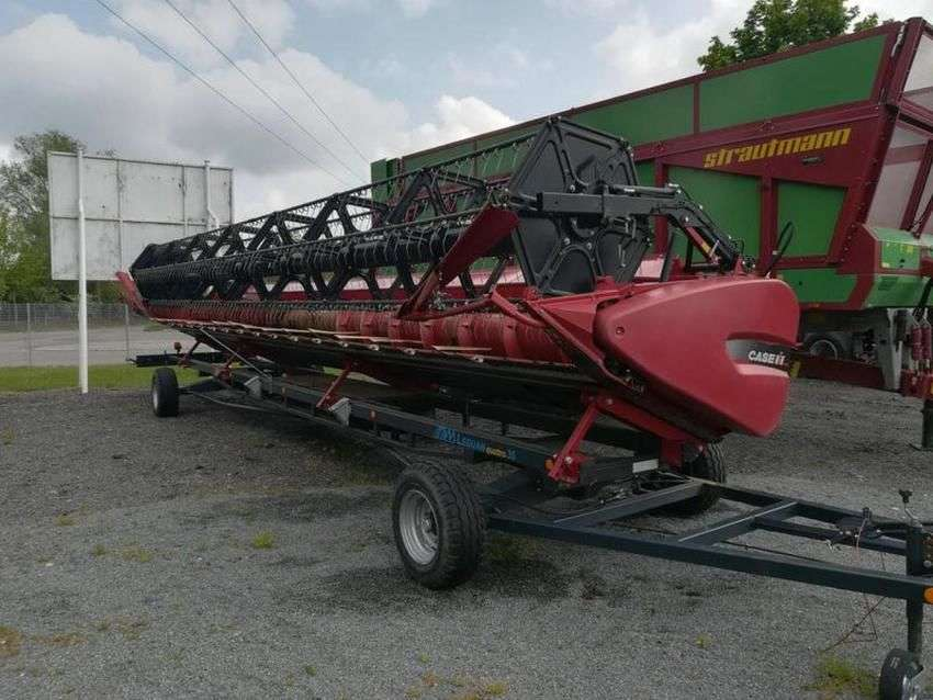 Case IH axial flow 8240 - 2016 - image 7