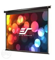 150 X 150 manual projector screen