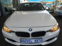 2012 Bmw 3 Series 320i F30 For R210000