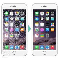 iPhone 6 Plus screen replacement at 15000