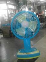 small fan with touch