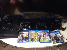 PlayStation 4 500GB for sale