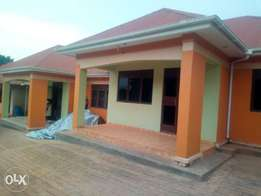 Executive two bedroom house is available for rent in namugongo mbalwa