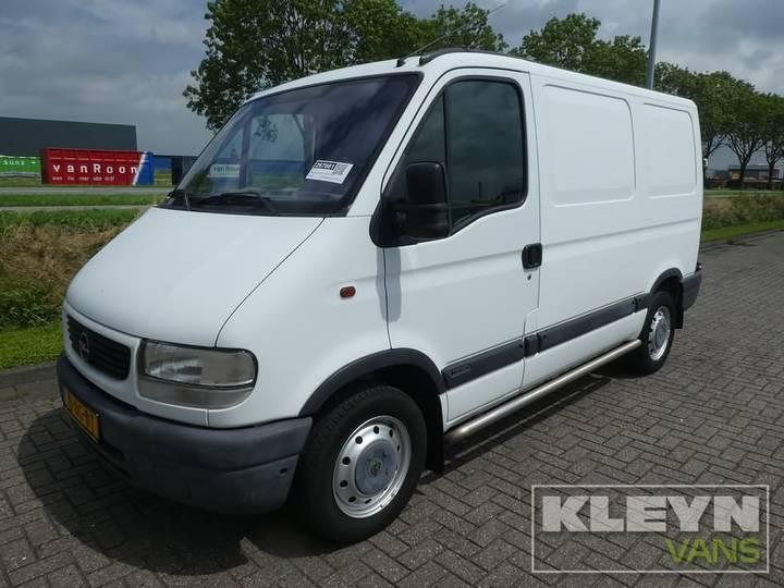 Opel MOVANO 2.2DTI 90PK - 2002