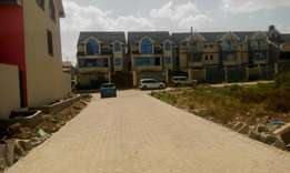 A nice new 6 bedroom four ensuite maisonette with sq in langata