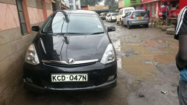 Toyota Wish very clean in qk Nairobi CBD - image 4