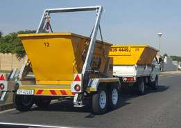 Skips for hire in Goodwood at Skipgo