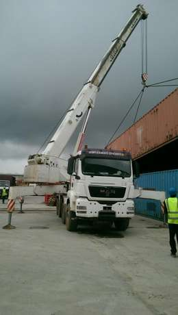 68 tons crane for rent Gwarinpa - image 3