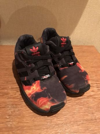 Кроссовки на мальчика 24 р. Adidas Zx Flux Star Wars 3e4744af658be