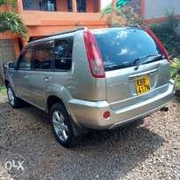 Nissan Xtrail 4WD, Efi Engine, Automatic transmission.