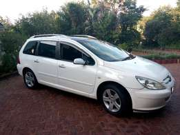 Staion Wagon 307 Peugeot