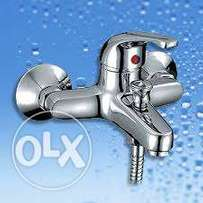 complete bath mixer new selling for = R 495.00