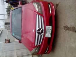 Nigerian Used Mercedes Benz C300 011