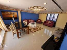 fully furnished spacious 1 bedroom rooftop apartment in Mangaf