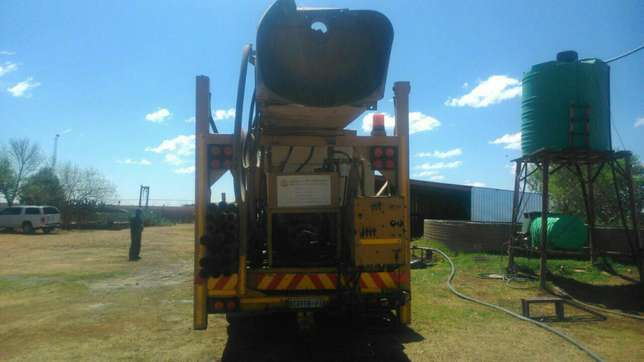 Drill Rig for for sale. Water Boreholes Hebron - image 7