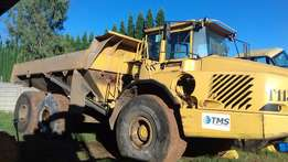2007 Volvo A35D for sale - complete but not running
