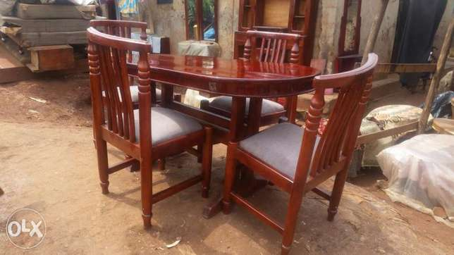 Brand new 4 seaters dining table Kampala - image 1