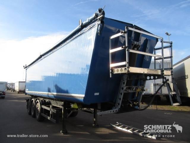 Schmitz Cargobull Kipper Alukastenmulde 49m³ - 2016