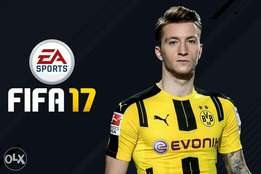Fifa 17 and pes 2017 pc laptop