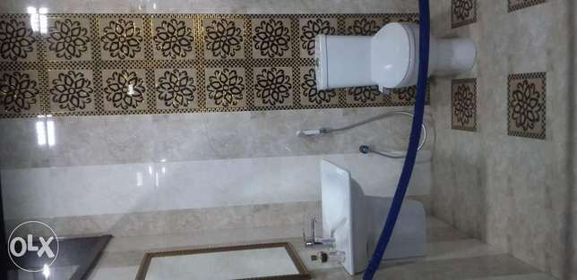 Plumbing and electrical and painting and gypsum