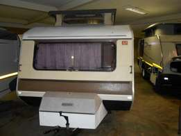 1984 Gypsey Caravette 5