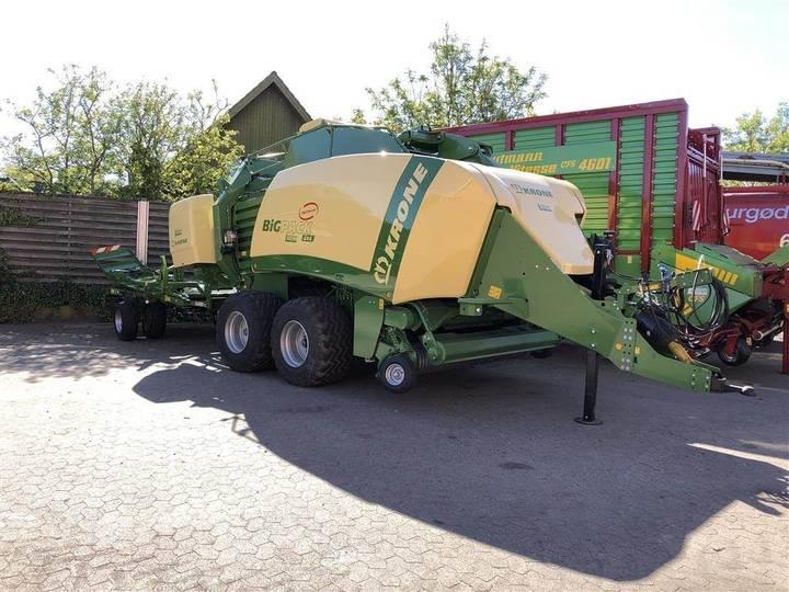 Krone Big Pack 4x4 High Speed Med - 2018