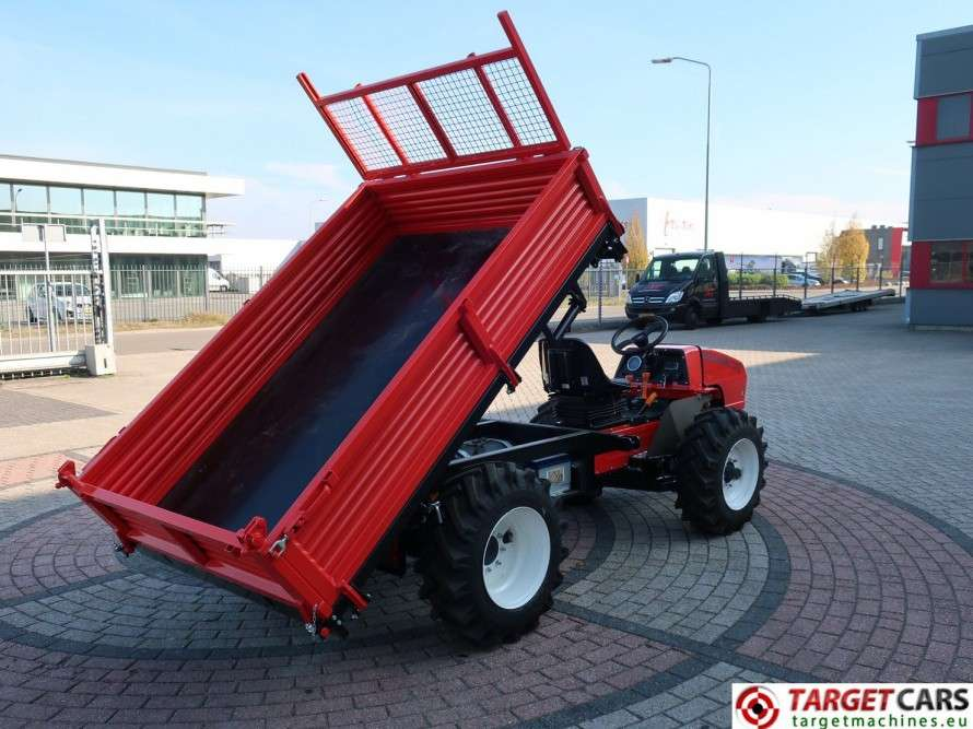 Goldoni Transcar 28RS Utility 4WD Tipper 3-Way Dumper NEW - image 19