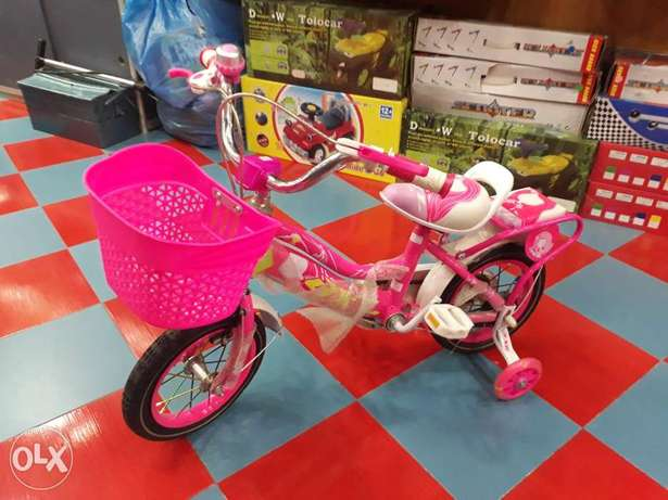 "12"" cycle for kids new model"