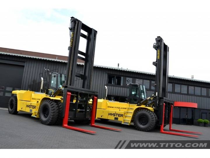 Hyster H40XM-12 - 2017