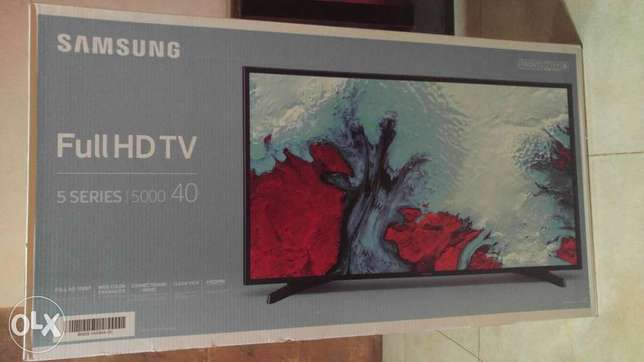 Samsung led 40 inch tv free delivery with warranty