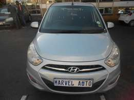 2011 Hyundai i10 1.1 Gls For R65000