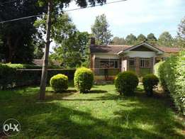1bd Stand alone Garden to let in lavington
