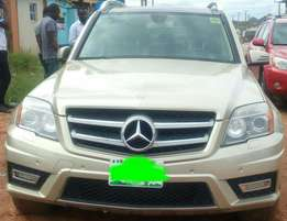 Mercedes Benz GLK350 standard numbered tokunbor