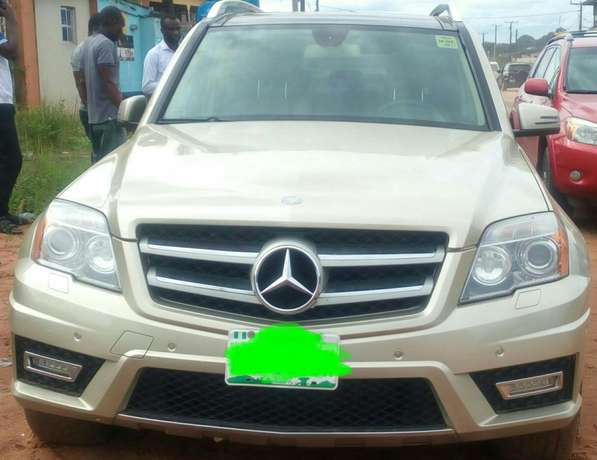 Mercedes Benz GLK350 standard numbered tokunbor Benin City - image 1