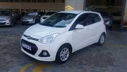 Hyundai Grand i10 1.25 Fluid Auto 2016 Demo. Immaculate!