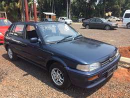 Toyota Tazz Conquest 130 For Sale