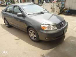 Very Sound 03 Toyota corolla